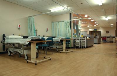 Wallsall Manor Hospital _Rustic Oak 3335